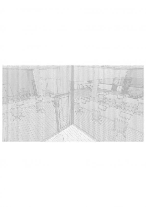 Aménagement intérieur et organisation d'un plateau de bureau sur Marseille